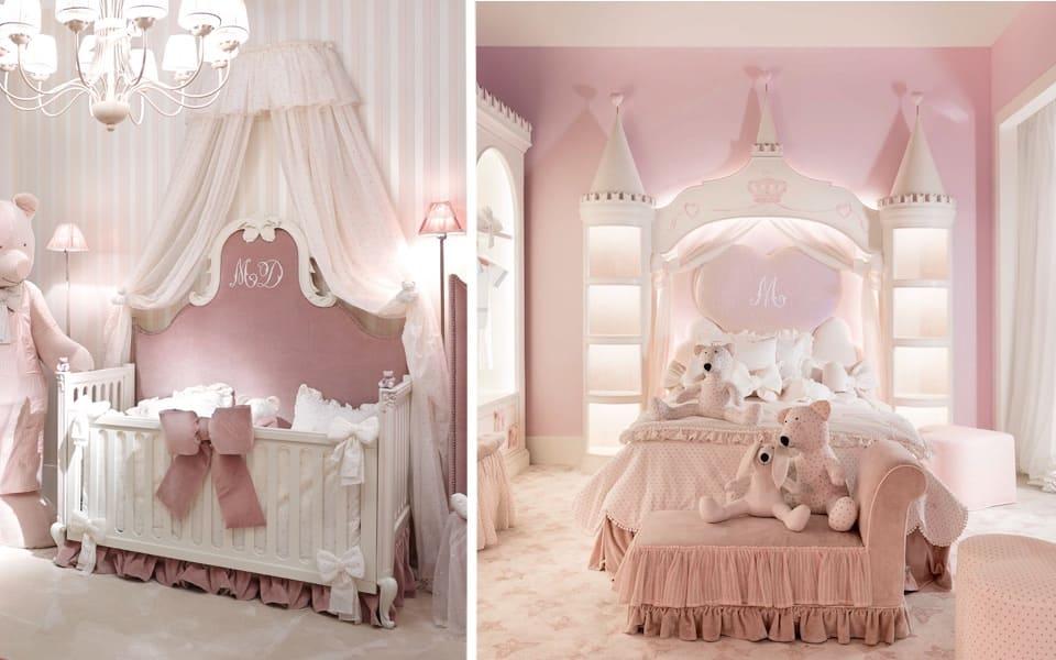 Детская комната Dolfi