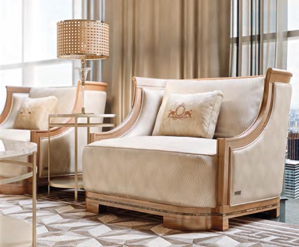Кресло Charlie - Neoclassico Collection от Keoma Italy