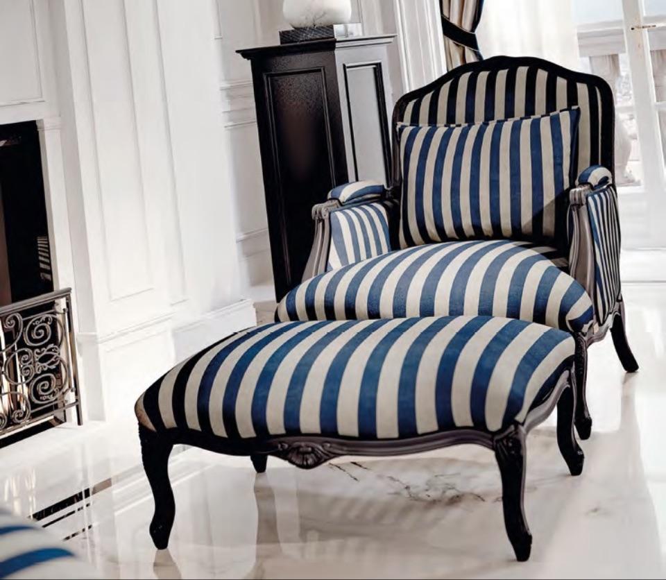 Кресла Eva - Neoclassico Collection от Keoma Italy