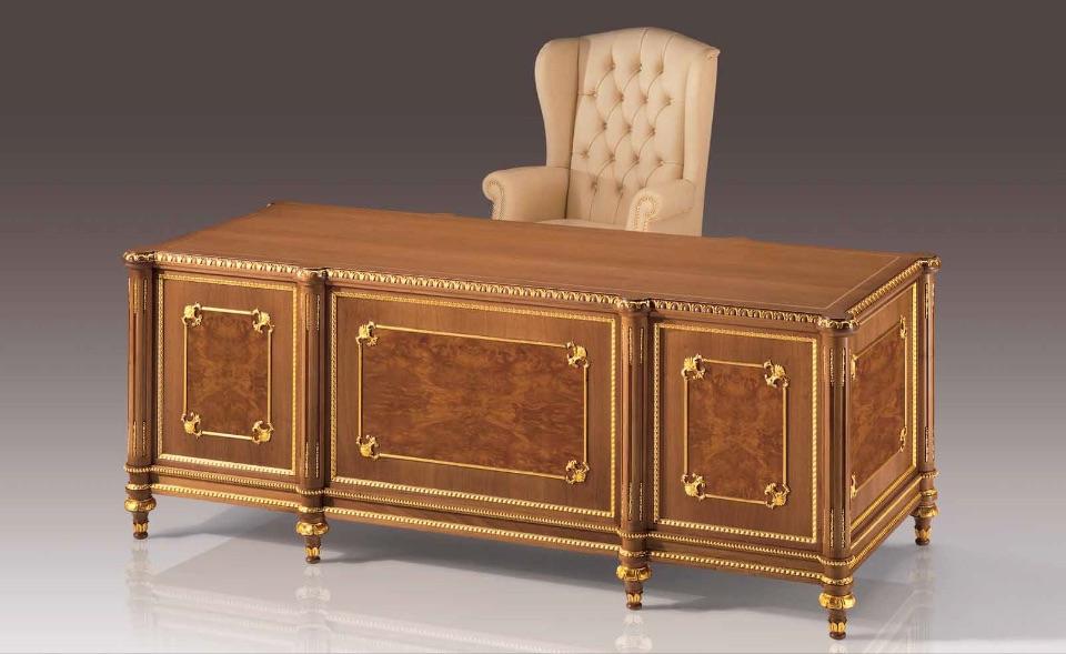 Письменный стол – Кабинет премиум класса Maria Antonietta Elledue