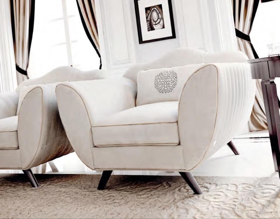 Кресла Pamela - Neoclassico Collection от Keoma Italy