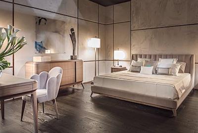 Annibale Colombo - спальня