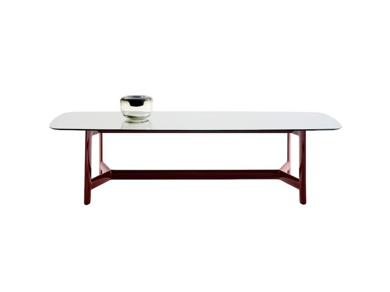 Обеденные столы B&B Italia и Maxalto