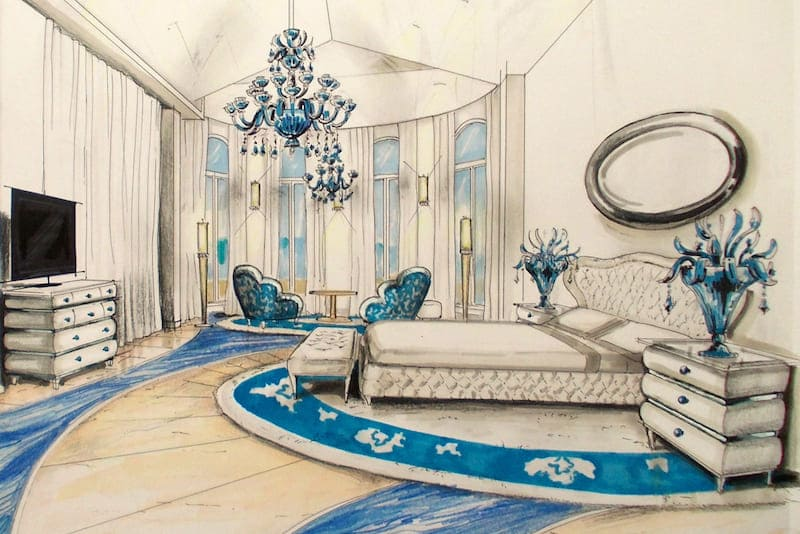 Спальня Beby Italy