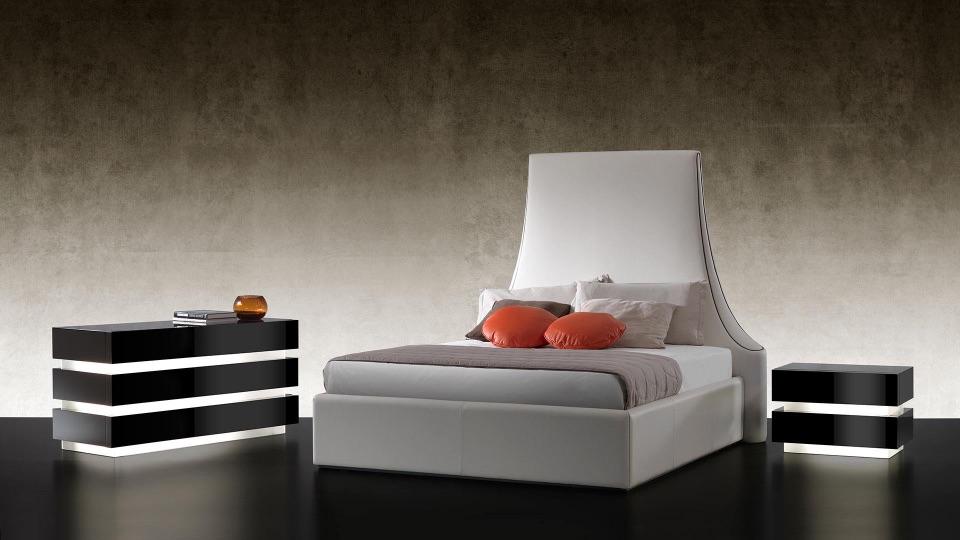 Спальни, Кровати Reflex