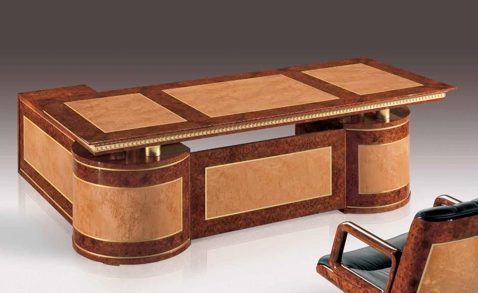 Письменный стол – Кабинет премиум класса Myron Elledue