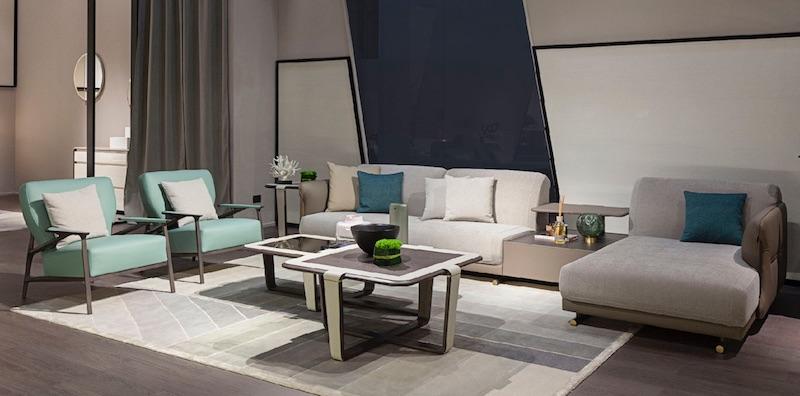 Элитная мебель в стиле модерн Turri