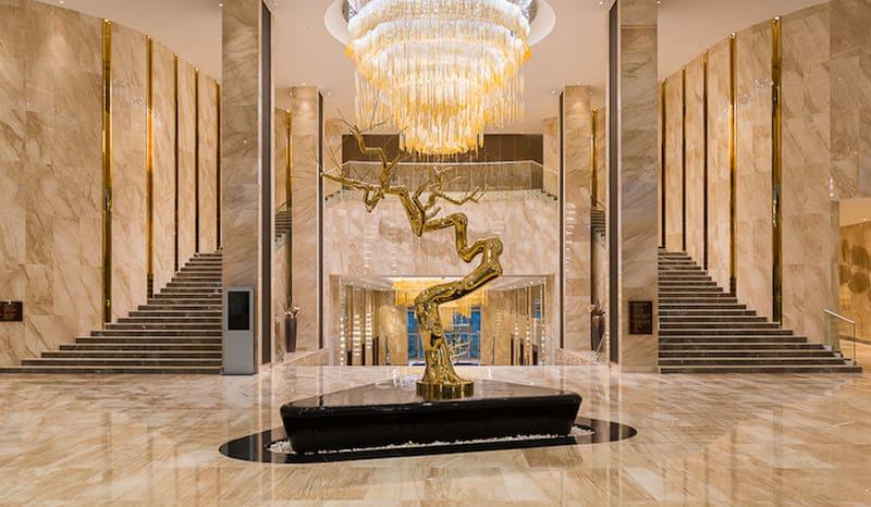 Дизайн интерьера гостиницы / отеля - Brabbu