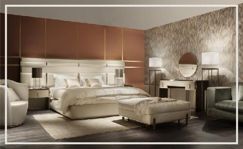 Спальни от CAPITAL