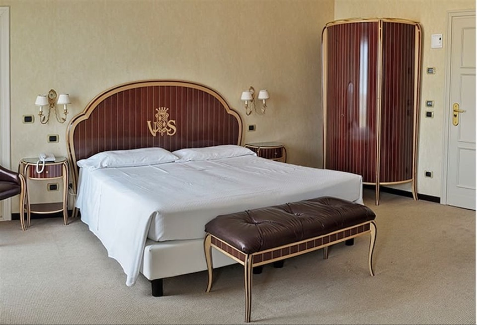 Интерьер гостиницы Annibale Colombo