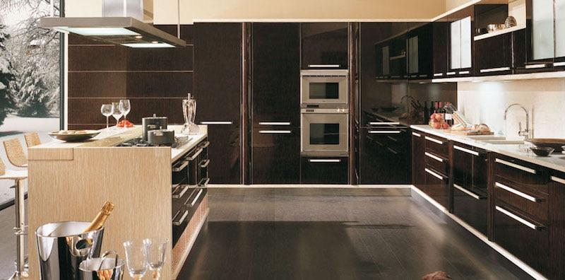 Кухонные гарнитуры Turri