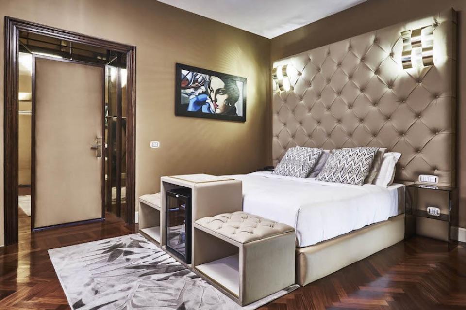 Дизайн интерьера гостиниц Turri