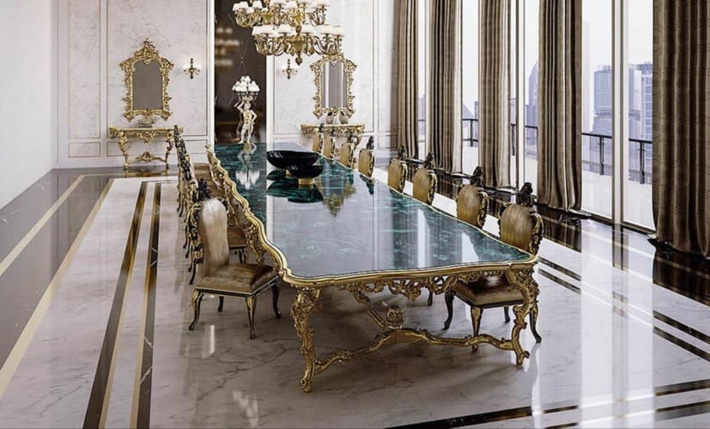 Обеденный стол Andrea Fanfani