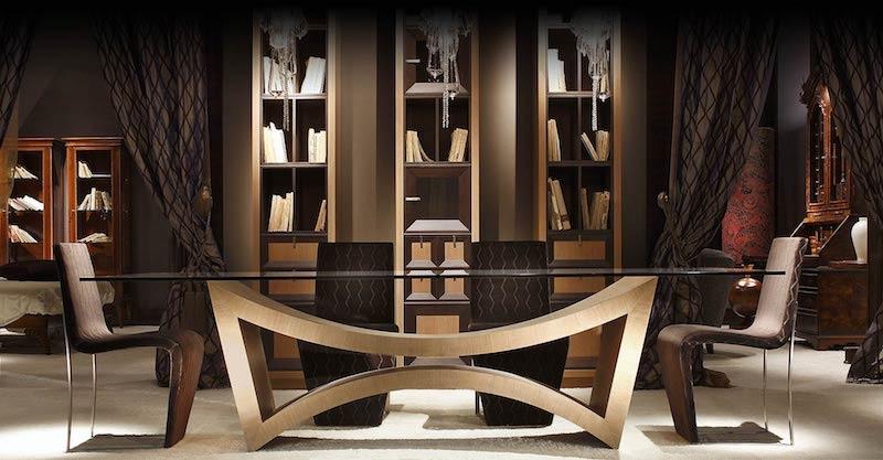Элитная мебель в современном стиле Annibale Colombo