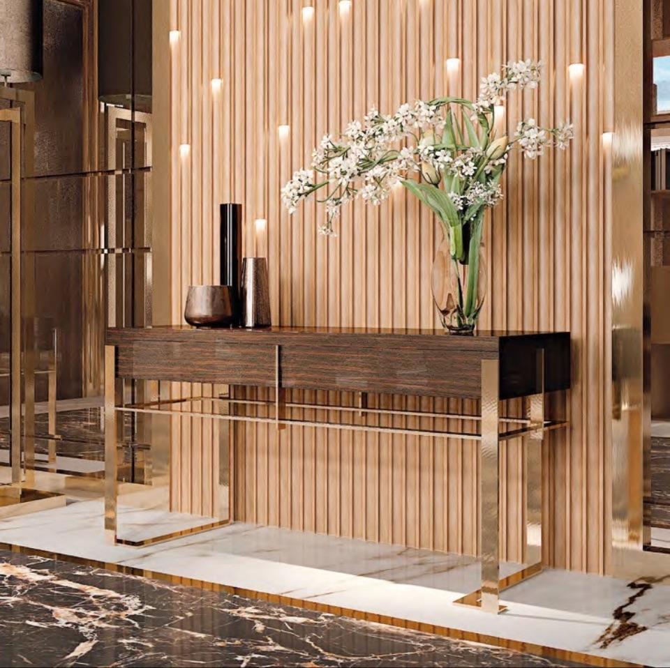 Консоли Camilla - Luxury Collection от Keoma Italy