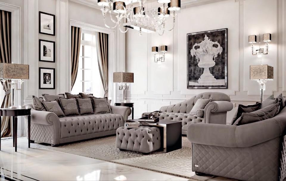 Гостиная Lilia - Neoclassico Collection от Keoma Italy