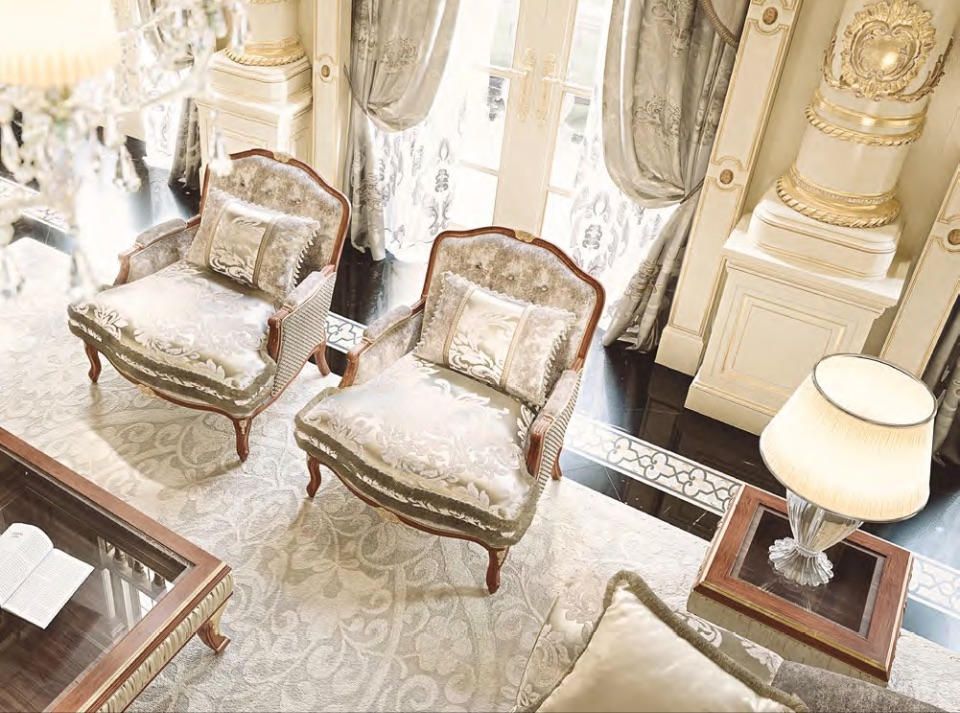 Кресла Elsa- Classic Collection от Keoma Italy