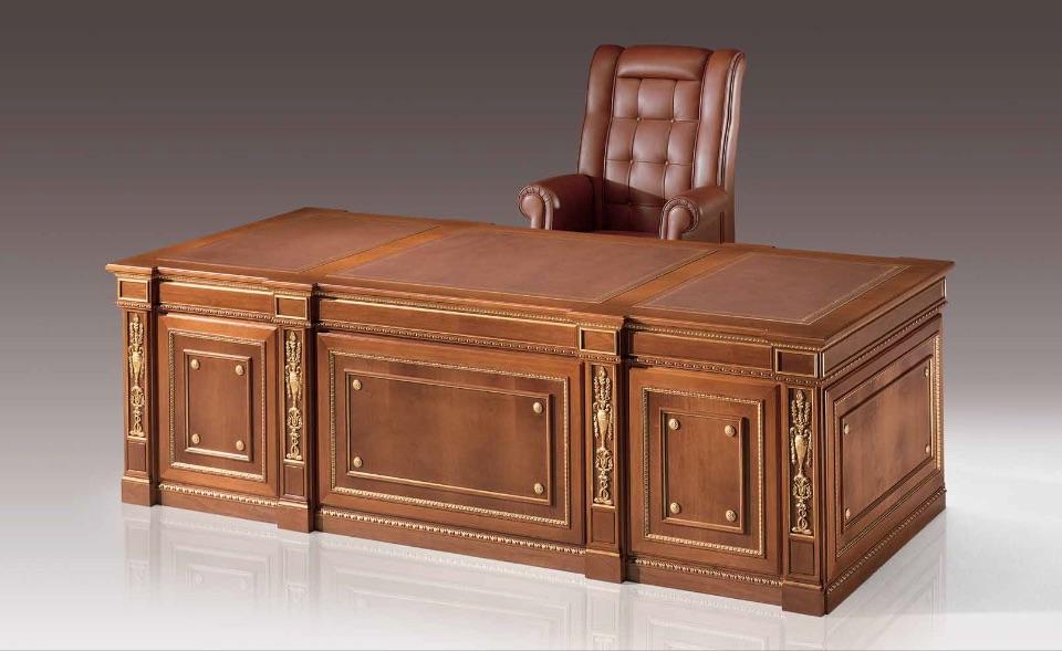 Письменный стол – Кабинет премиум класса Louvre Elledue