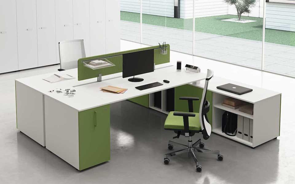 Офисная мебель Las Mobili