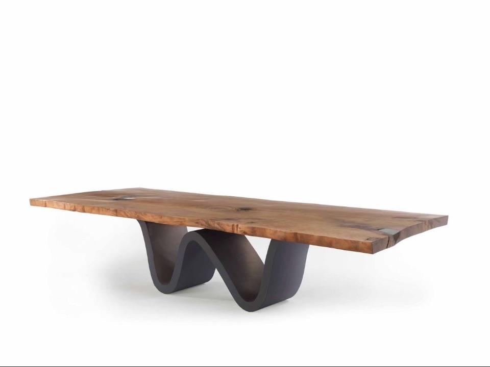 Обеденный стол Bree e Onda Kauri