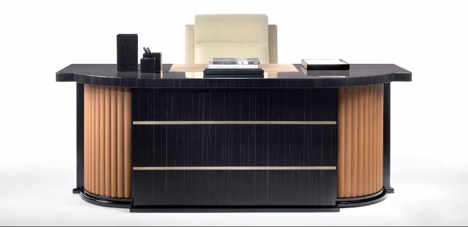 Письменный стол – Кабинет премиум класса Queen Elisabeth Elledue