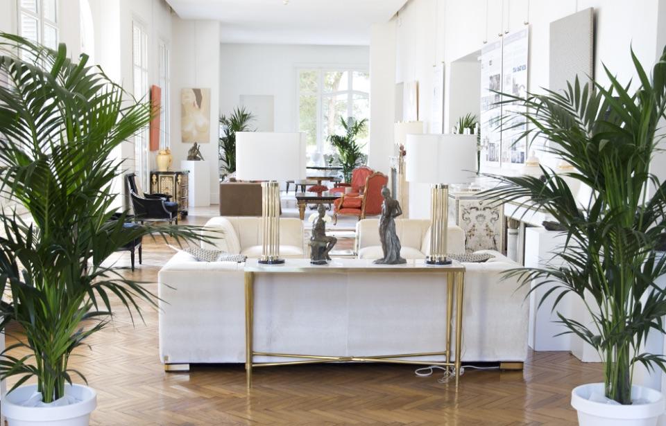 Дизайн интерьера виллы Zanaboni
