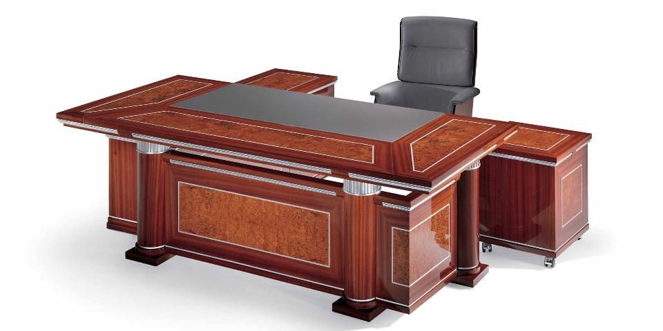 Письменный стол – Кабинет премиум класса Ascot Elledue
