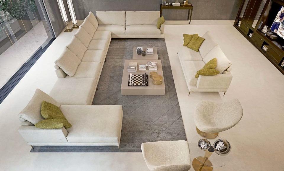 Модульный диван Rossella - Leonardo от Keoma Italy