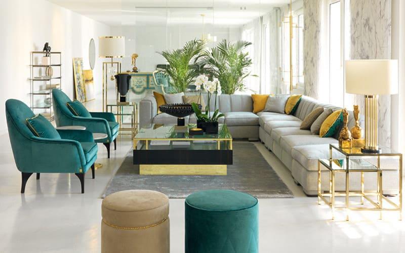 Элитная мебель в современном стиле Zanaboni