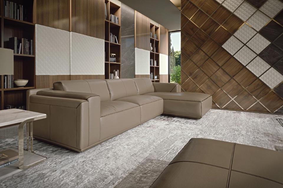 Модульный диван Leonardo - Leonardo от Keoma Italy