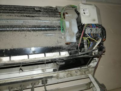 Очистка катушки испарителя кондиционера | FreshAirLife24