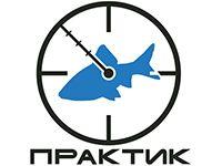 Логотип российских эхолотов Практик