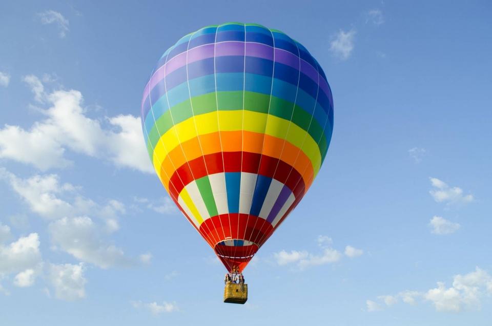 Воздушный шар в Ставрополе