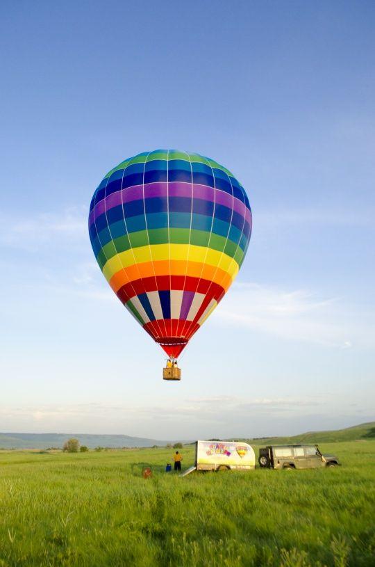 вопросы про полёты на воздушном шаре с корзиной