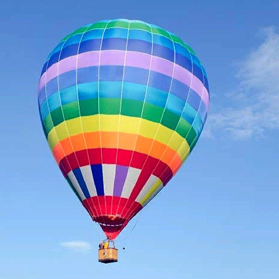 Полёты на воздушном шаре с корзиной в Ставрополе