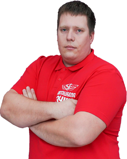 Александр Лукашенков, инструктор автошколы ЗУКК, Златоуст