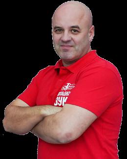 Игорь Киселёв, инструктор автошколы ЗУКК, Златоуст