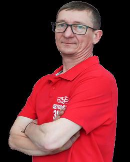 Вячеслав Павлов, инструктор автошколы ЗУКК, Златоуст