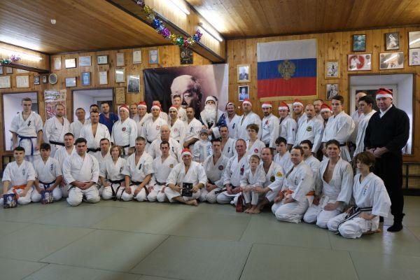 29.12.2018  БУДО АКАДЕМИЯ (МОСКВА, РОССИЯ)