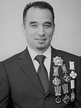 Джамшед Саторович Гафуров