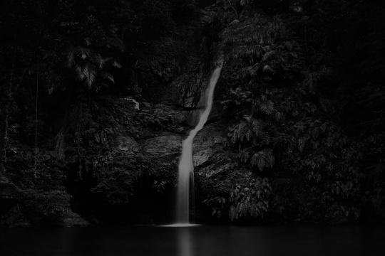 Окинавский водопад