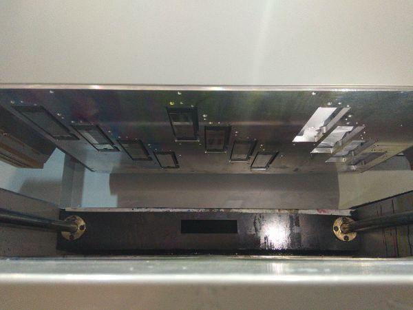 Гибридный уф-принтер Sprinter Power pro 3200 с печатными головами RICOH GEN6