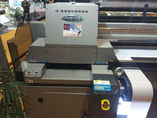 Гибридный уф-принтер Sprinter Power pro 3200