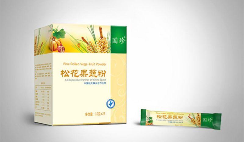 Пыльца Сосны с Овощами и Фруктами