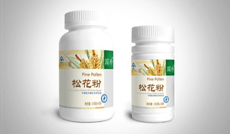 Пыльца Китайской Сосны
