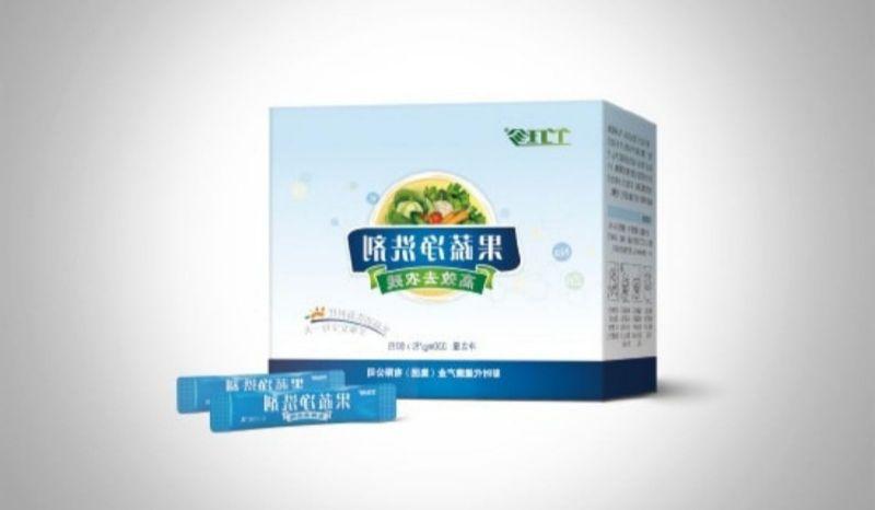 Гель для Мытья Овощей-фруктов с Экстрактом Листьев Бамбука