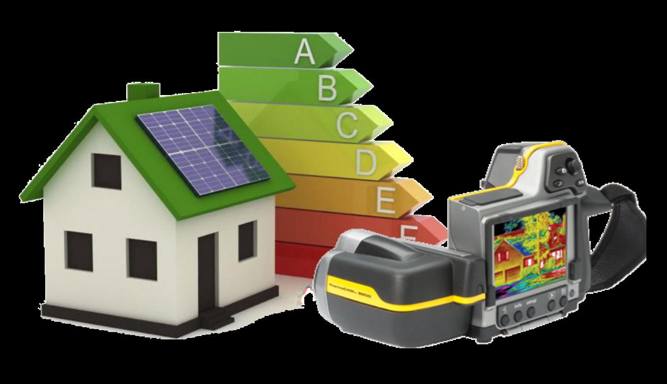 Определение класса энергоэффктивности здания