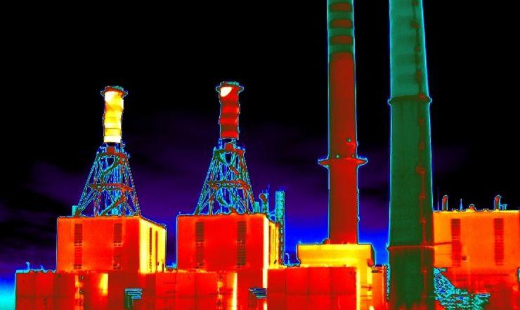 тепловизионное обследование промышленных предприятий. тепловизионное диагностика промышленных предприятий