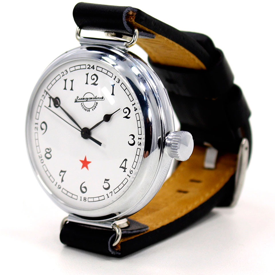 Командирские часы со звездой АИЖ 195