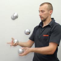 Школа метания ножей - как улучшить координацию движений